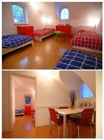 cheap hostel Ljubljana