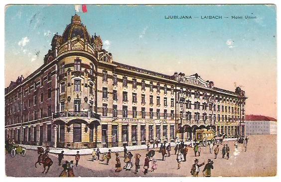 Ljubljana Hotel Union