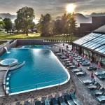 Spa in Slovenia per due: il pacchetto romantico del Bohinj Park Hotel