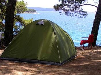 Going Camping In Croatia